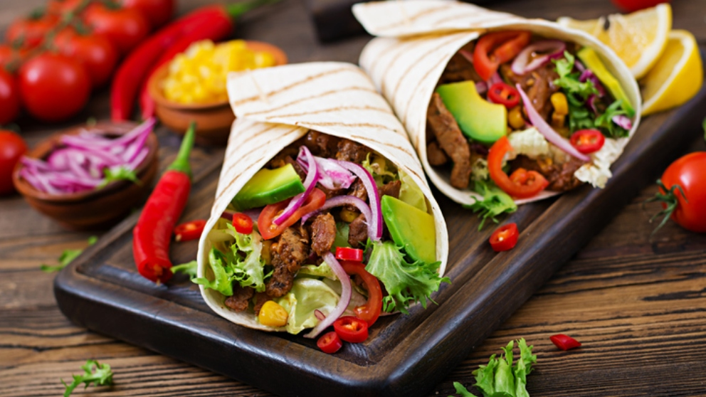 Photo of Receta de Fajitas de ternera al bourbon