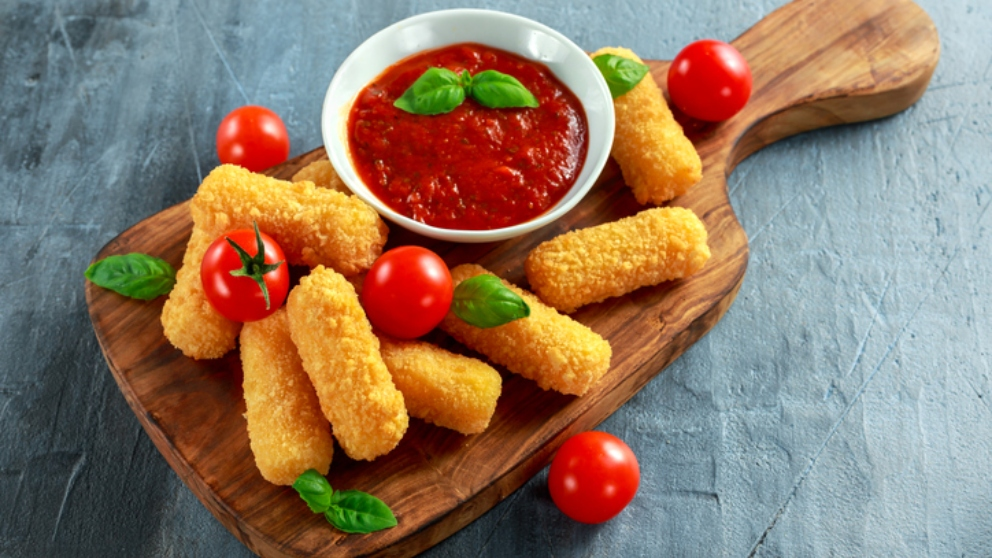 Photo of Receta de Fingers de jalapeños y queso cheddar
