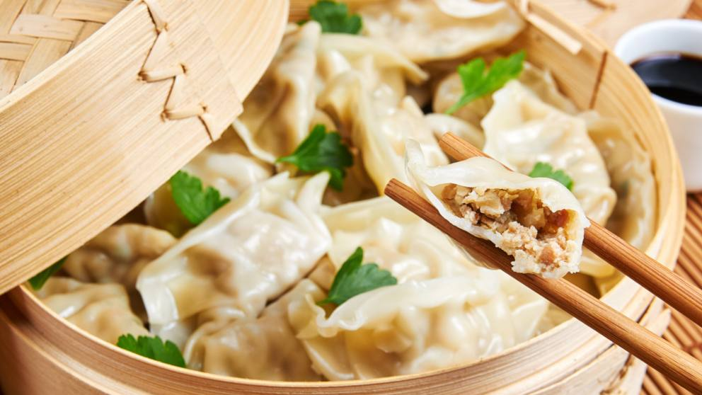 Photo of Receta de Masa de dumplings casera sin gluten
