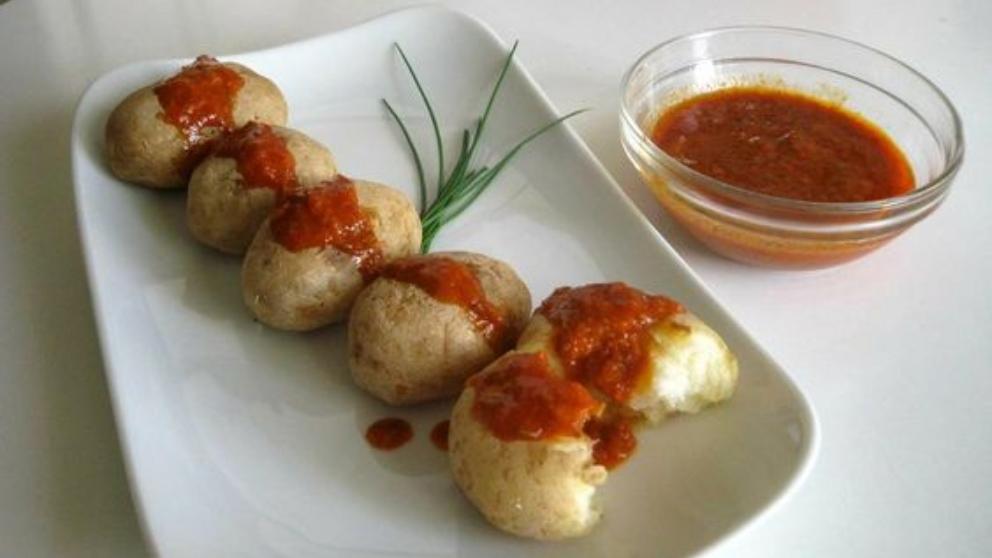 Photo of Receta de papas arrugás con mojo picón al estilo canario