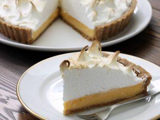 Receta de Cheesecake de leche condensada y merengue sin horno 12
