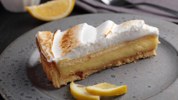 Photo of Receta de Cheesecake de leche condensada y merengue sin horno