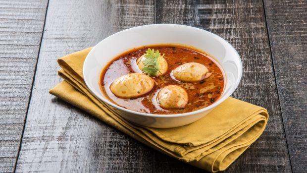 Photo of Receta de Huevos al curry