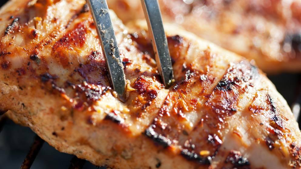 Receta de Pollo asado con salsa Yakisoba 1