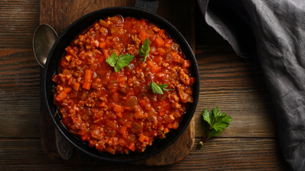 Photo of Receta casera del Sugo con carne
