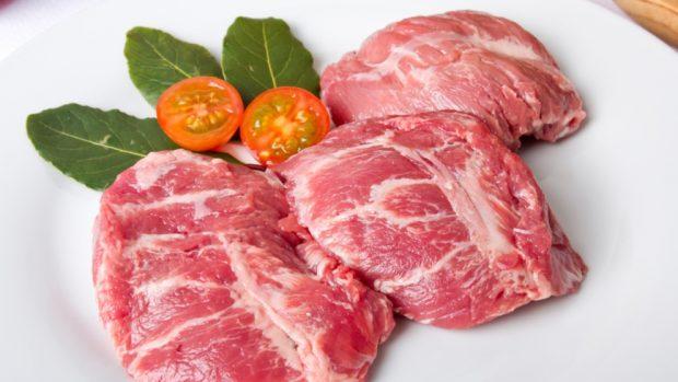 Receta de mejilla de cerdo rellena