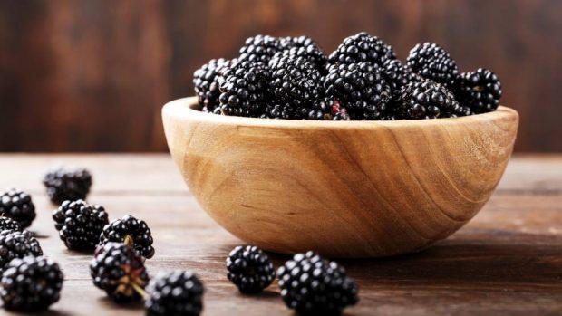 Receta De Crema De Blackberry