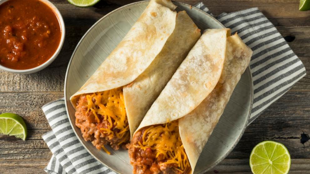 Photo of Receta de Burritos