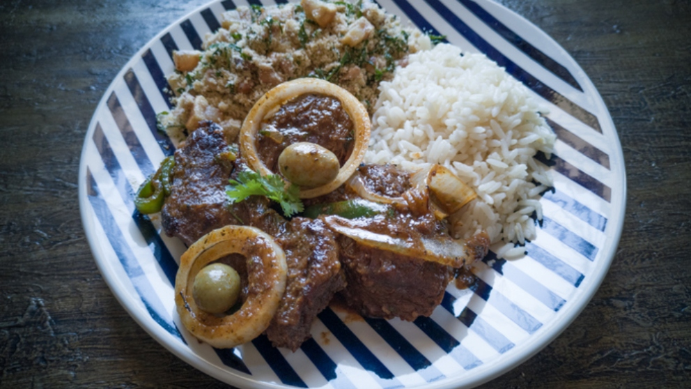 Photo of Receta de carne asada con aceitunas