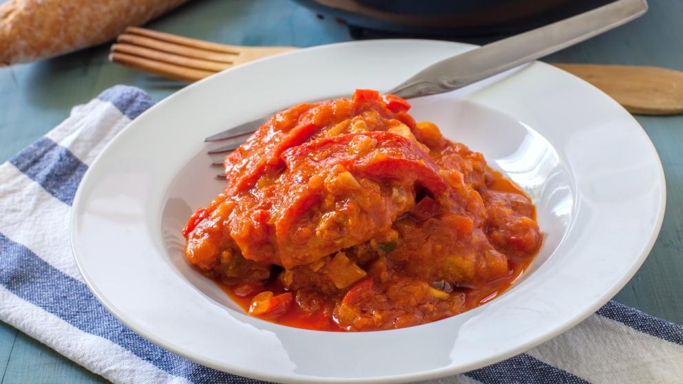 Photo of Receta de Bonito en salsa