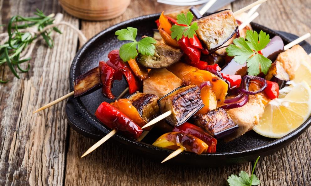 Recetas de Pinchos de verduras 1