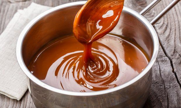 Receta de tortilla de caramelo 3
