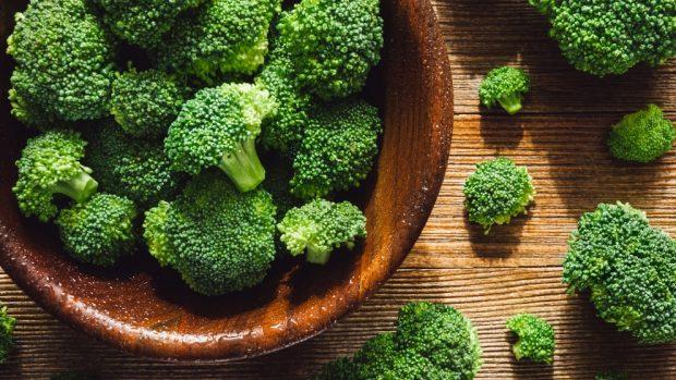 Receta de vichyssoise de brócoli y mascarpone