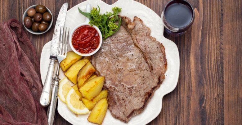 Receta de bistec a la riojana 1