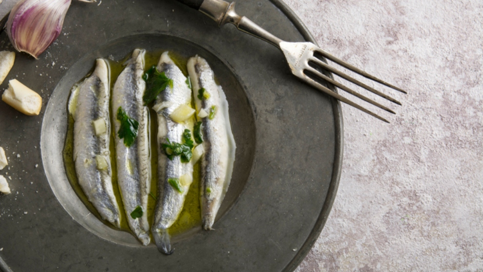 Photo of Receta de ensalada de boquerones