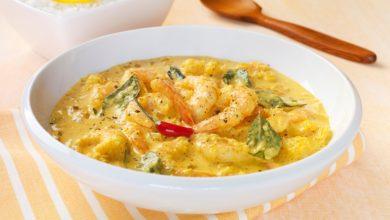 Photo of Receta de lenguado al curry