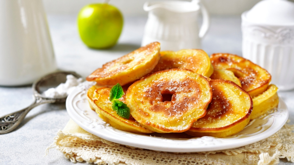 Receta de patatas dulces con canela 1