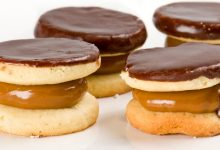 Photo of Receta de Alfajores de dulce de leche