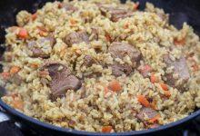 Photo of Receta de Cordero con arroz
