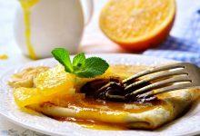 Photo of Receta de crepes suzette