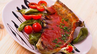 Photo of Receta de Filetes de ternera en salsa de tomate