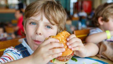 Photo of Receta de Hamburguesa especial para niños
