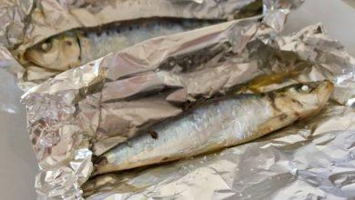 Photo of Receta de sardinas en papillote