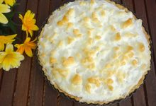 Photo of Receta de Tarta de piña y merengue horneada