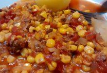 Receta de Tomaticán chileno 10