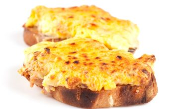 Photo of Receta de Tostada galesa de queso