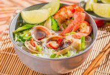 Photo of Receta de sopa de almejas y arroz