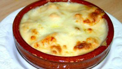 Photo of Receta de Huevos gratinados con salsa de carne