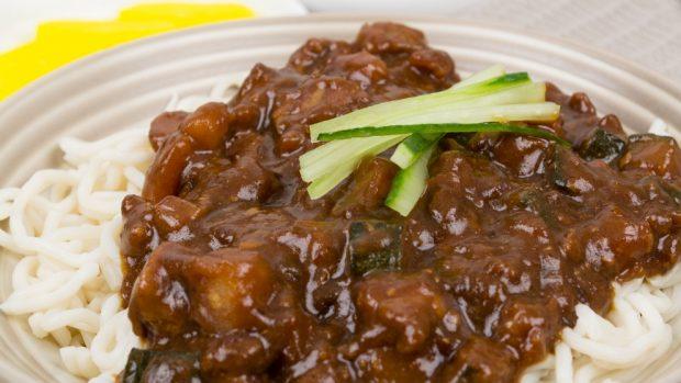 Alubias Negras Con Carne