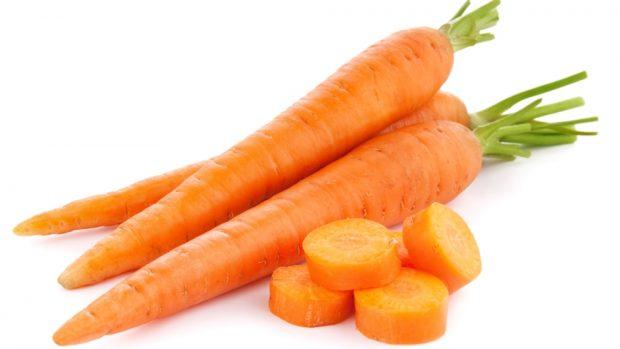 Receta de naranja y zanahoria