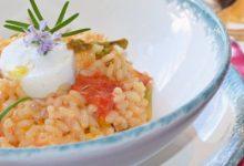 Photo of Receta de arroz con salsa de tomate casera y jamón
