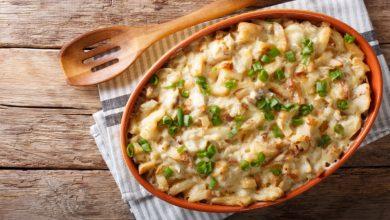 Photo of Receta de bacalao al queso