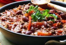 Photo of Receta de frijoles negros con carne