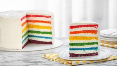 Photo of Receta de Tarta del Orgullo Gay o Rainbow Cake