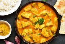 Photo of Receta de Pollo cocinado al estilo hindú