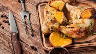 Photo of Receta de Pollo marinado con naranja