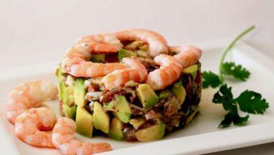 Photo of Receta de Timbal de marisco y verdura