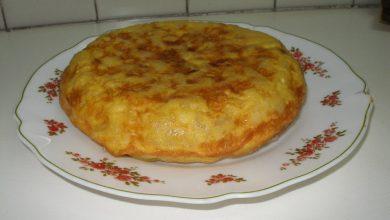 Photo of Receta de tortilla de patatas con puerros