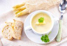 Photo of Receta de sopa fría de espárragos