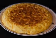Photo of Receta de Tortilla de patatas con sobrasada
