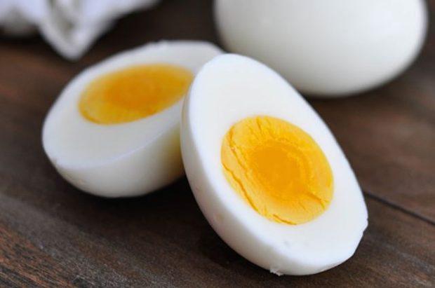 Receta de judías verdes con huevo