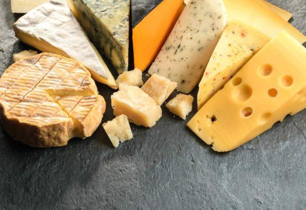 Frittata italiana de cuatro quesos