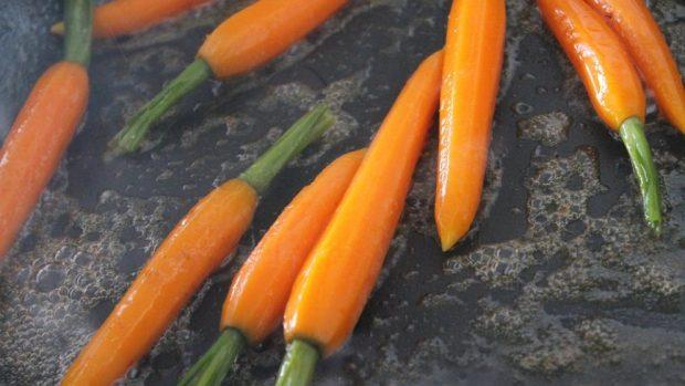Receta de sopa de zanahoria, anís y yogurt