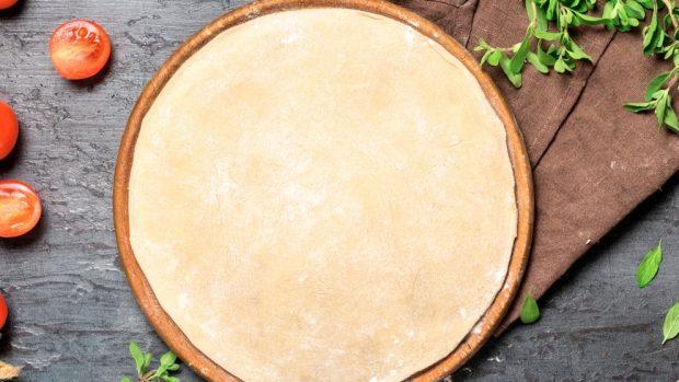 Receta de pizza Mastropiero