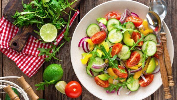 Menú saludable semanal: semana del 5 al 11 de agosto de 2019