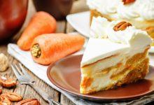 Photo of Receta de cheesecake de zanahoria